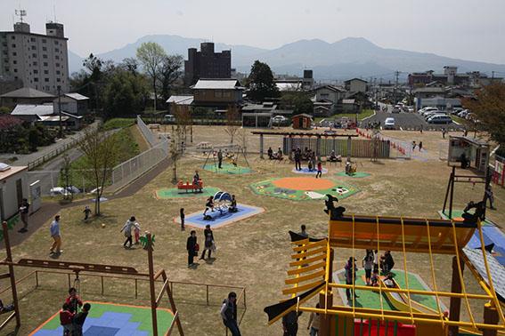 公園設計阿蘇